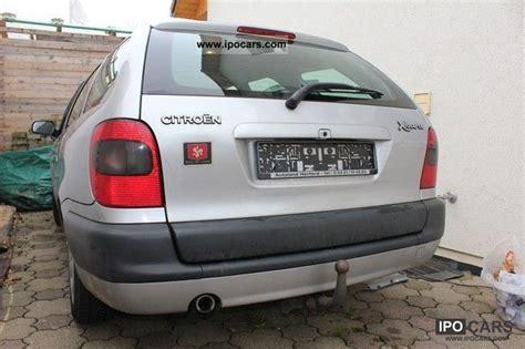 Sra Auto by 1998 Citroen Xsara Kombi 1 8i Car Photo And Specs