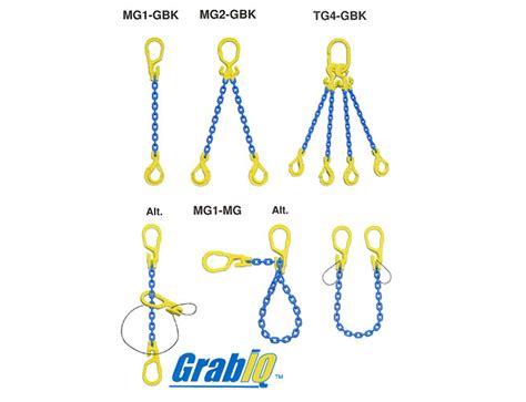 cadenas eslingas eslingas de cadena