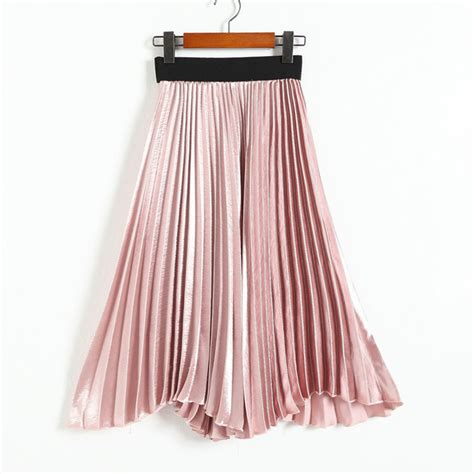 Pleated Midi Skirt Rok Murah Promo buy wholesale accordion pleated skirt from china accordion pleated skirt wholesalers