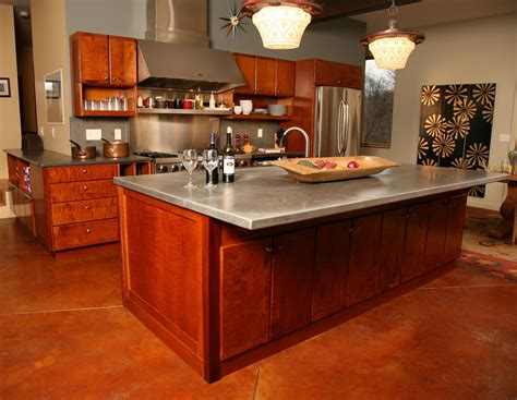 Tiger Maple Kitchen Cabinets Handmade Contemporary Kitchen In Tiger Maple By Homecoming Woodworks Custommade