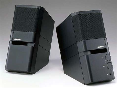 Speaker Komputer Bose ボーズ pcスピーカー mediamate ii にブラックモデルを追加