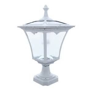 solar pillar light pl06 solar regency pillar column pedestal light
