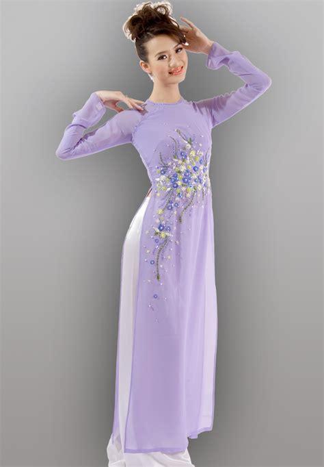 ao dai dâm vietnamese ao dai traditional dresses pinterest
