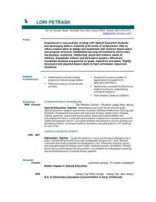 Resume Job Objective Teacher sales resume sales resumes writing tips resume for