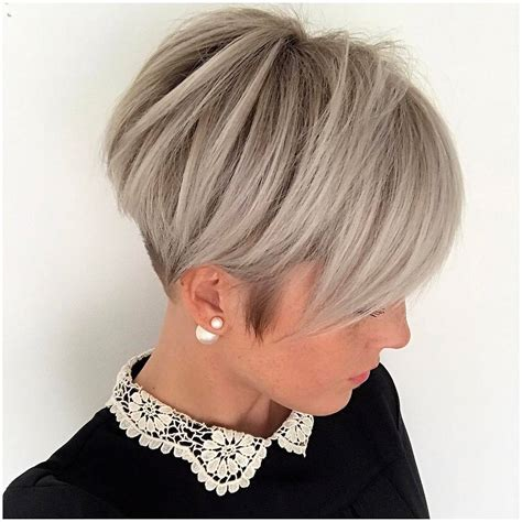 hairstyles for slightly grey highlighted hair 27 hot pixie cuts to copy in 2018 hairstyle guru