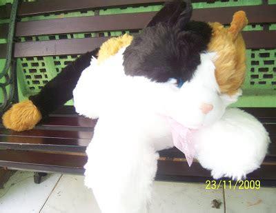 Boneka Kucing Mini Lucu boneka boneka lucu boneka kucing