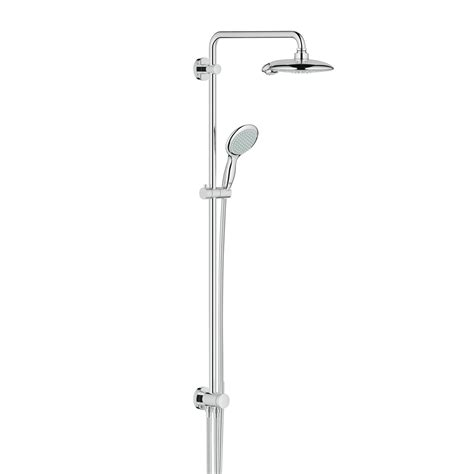 Grohe Shower Diverter by Grohe Euphoria Power Soul System 190 Shower System W