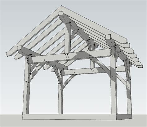 beam plans 12x14 timber frame plan timber frame hq