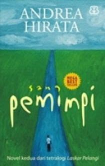 Novel Sang Pemimpi By Books Shop sang pemimpi tetralogi laskar pelangi 2 by andrea hirata