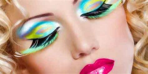 imagenes de ojos fantasia im 225 genes de maquillajes im 225 genes