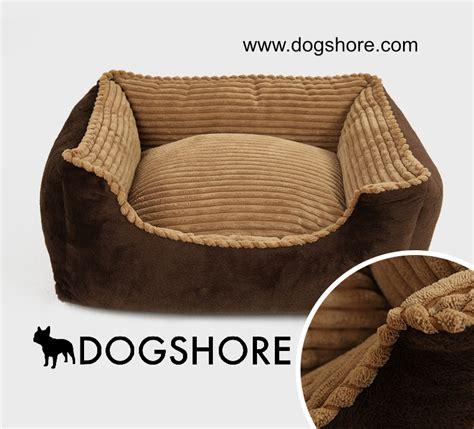 cucce da interno per cani cuccia per da interno in tessuto morbido dogshore