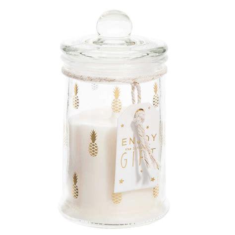 maison du monde candele candela bomboniera h 11 cm ananas maisons du monde