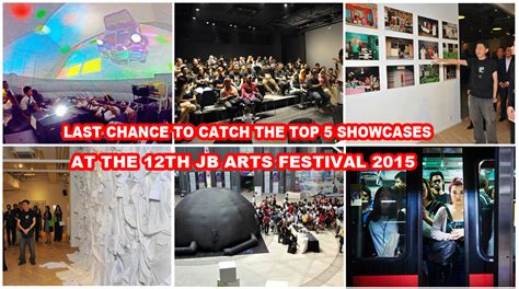 Last Chance To Enter Feast Of Contest Ends Tonight by Last Chance To Catch The Top5 Showcases At The Jbaf2015
