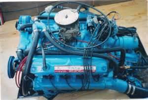 Chrysler Marine Engine Identification Valve Cover Decals 1962 1965 Mopar