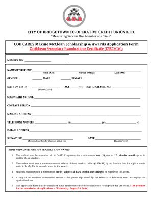scholarship application form best resumes