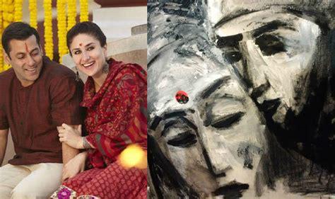 film india bajrangi bajrangi bhaijaan salman khan paints image featuring