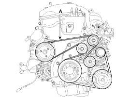 Kia Sentro Fan Belt Jd Mechanical Services