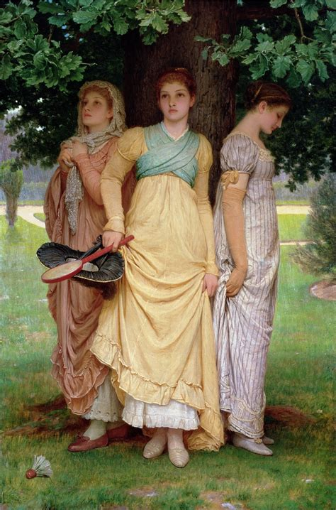 regency painting file a summer shower by charles edward perugini jpg wikimedia commons