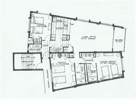 3 bedroom condo floor plans condo floor plans 3 bedroom