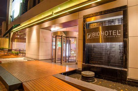 entrada hotel biohotel organic suites en bogot 225 web oficial