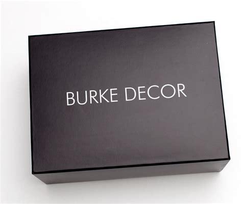 Burke Decor by September 2015 Burke Decor Box Spoilers Subscription