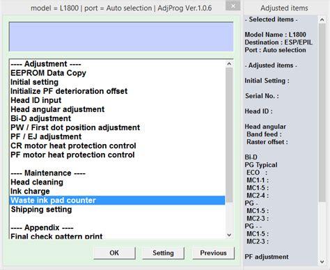 cara resetter l1800 berbagi pengalaman kerja download resetter epson l1800