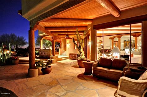 santa fe style home a look into the architectural styles of arizona real estate