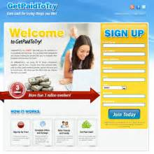 Get Paid To Try Surveys - getpaidtotry reviews legit or scam