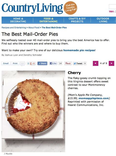 in the news mom s apple pie