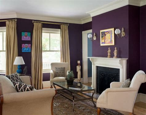 plum living room pretty living room colors for inspiration hative