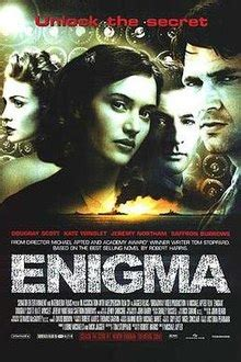enigma harris film enigma 2001 film wikipedia