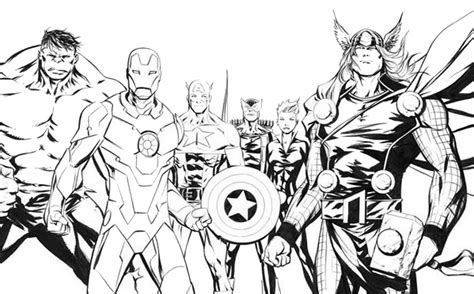 superhero coloring pages avengers coloriage avengers les beaux dessins de super h 233 ros 224