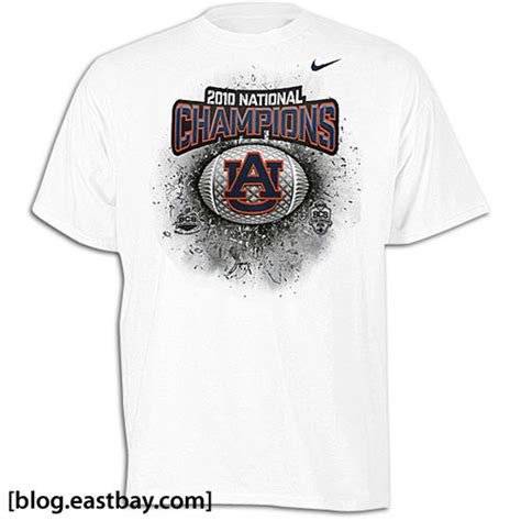 auburn football fan gear auburn tigers national chions fan gear eastbay