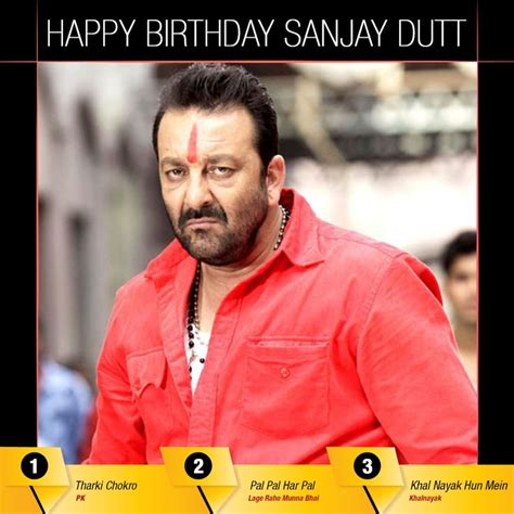 wishing a very happy birthday to sanjay dutt turns 58 49 best celebrities birthday special images on pinterest