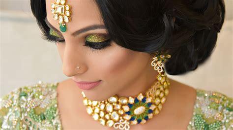 Wedding Hair And Makeup Bc by Girlfriendz Studio 7 Vancouver Bc Indian Bridal Makeup