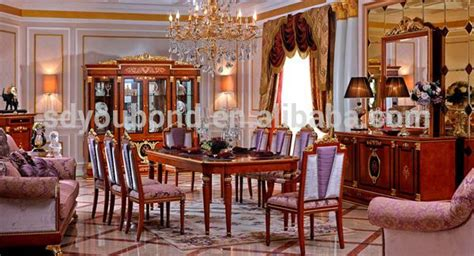 Classic Italian Dining Room Furniture by 0038 Italian Design Royal Dining Room Furniture Wooden
