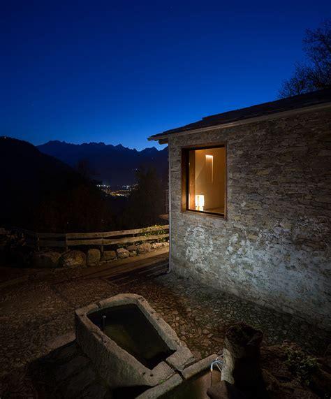 restoration    century mountain village stone house idesignarch interior design