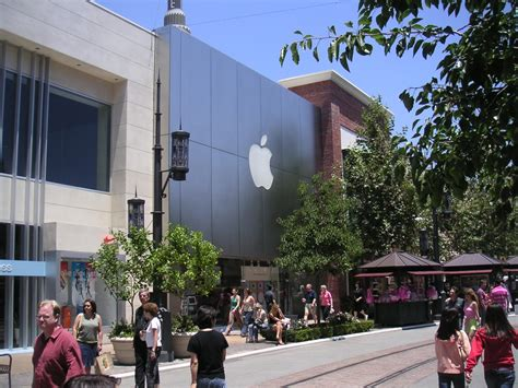 Stores Los Angeles by File Apple Store The Grove Drive Los Angeles Ca 2004 06 26