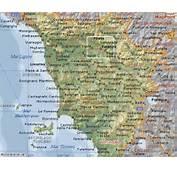 Mappa Regione Lombardia Italia Carta Stradale E Cartina Geografica