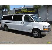 Chevrolet 15 Passenger Van Vans For Sale
