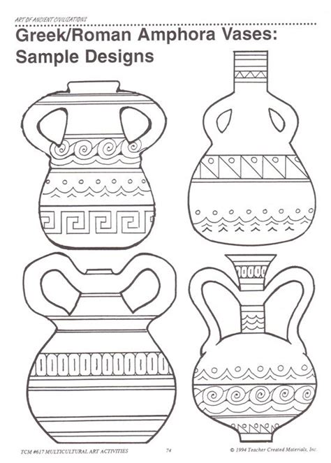 Ancient Vase Shapes the 78 best images about ancient on