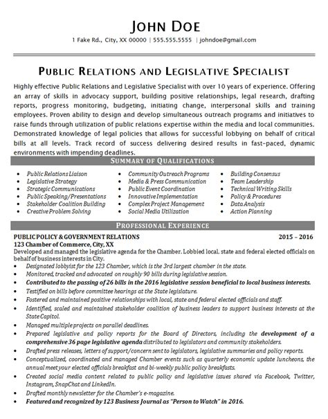 generous resume public relations exles photos resume