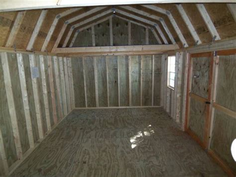 side lofted barn pics page