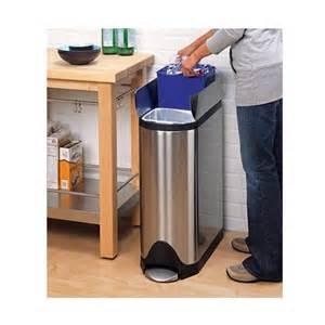 Poubelle De Cuisine Design #1: poubelle-tri-selectif-38-litres-ouverture-centrale.jpg
