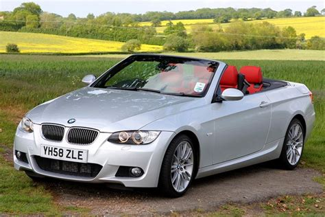 2006 bmw 335i convertible bmw 3 series convertible review 2007 2013 parkers