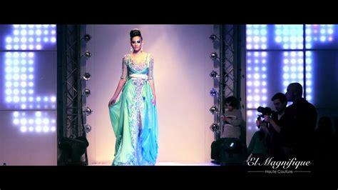 Magnifique Haute Couture In by El Magnifique Ziana Bridal Show Fashion Haute Couture