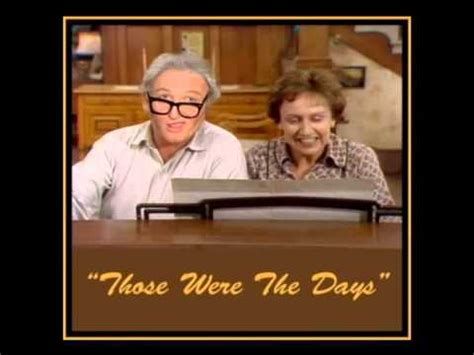 all in the family those were the days edith archie bunker those were the days mpg