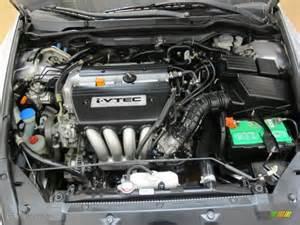 2003 honda accord lx sedan 2 4 liter dohc 16 valve i vtec