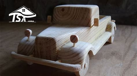 make model cars how to make a wooden model car