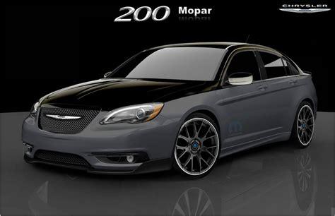 2012 chrysler 200 blacked out detroit preview 2011 chrysler 200 s by mopar
